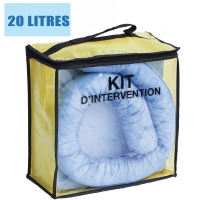 Kit anti-pollution hydrocarbure