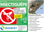 Insecticide INSECTIGUÊPE